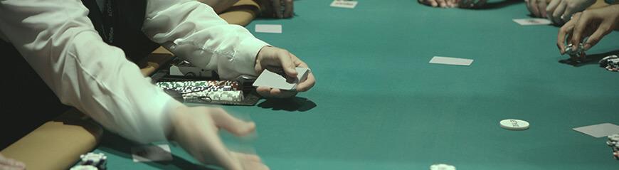 Side banner poker