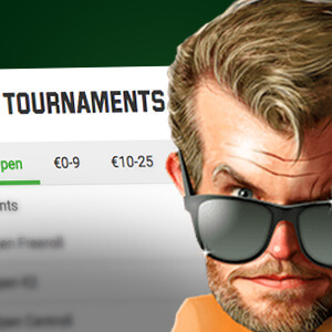 poker tournaments box